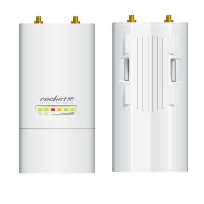 Access point/Аксес пойнт Ubiquiti Rocket М5, 5GHz (150Mbps), 1 x 10/100 Ethernet Port image