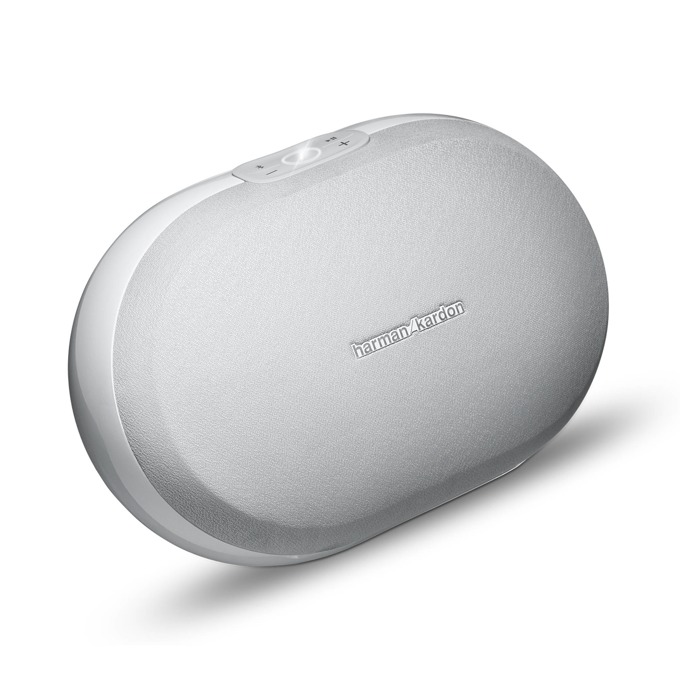 Тонколона Harman/kardon Omni 20, 1.0, 60W, Bluetooth, Aux-in, Wi-Fi, бяла image
