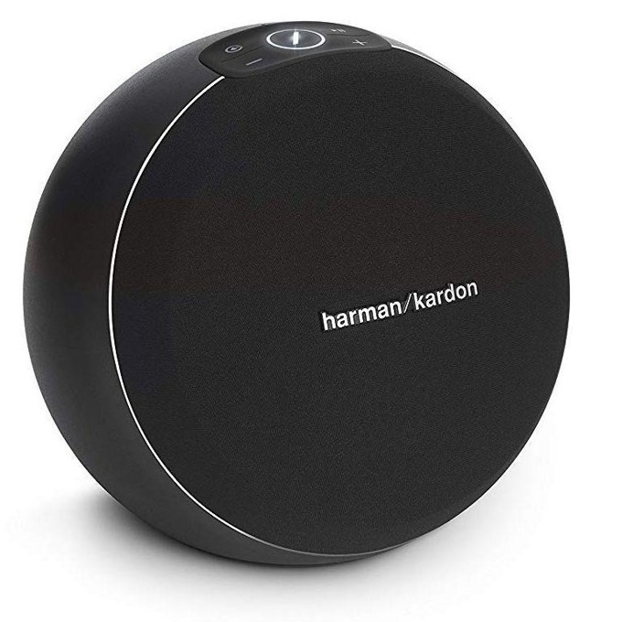 Тонколона Harman Kardon OMNI 10 Plus, 2.0, 50W, Bluetooth, Aux-in, Wi-Fi, Ethernet, черна image