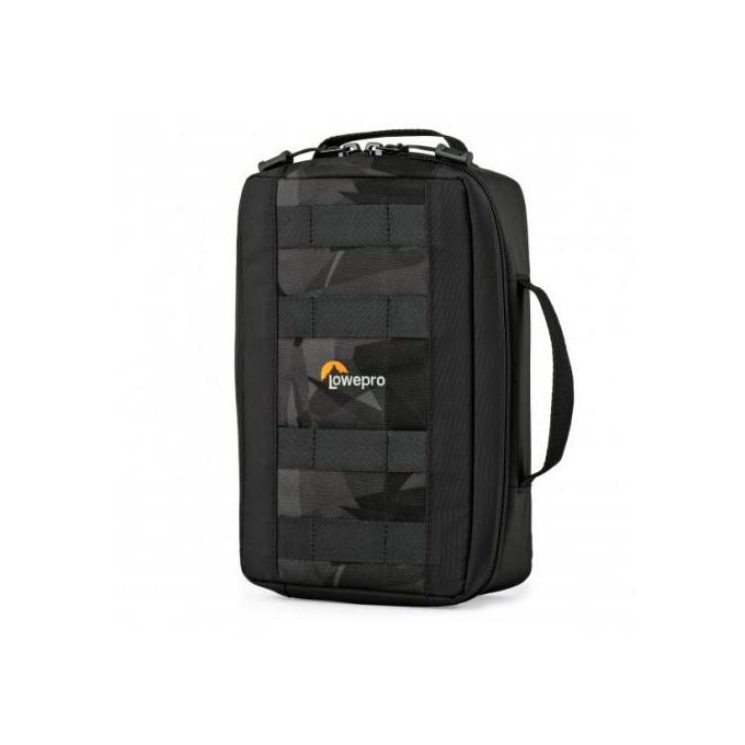 Чанта за фотоапарат Lowepro ViewPoint CS 80 за екшън камери, полиестер, черна image