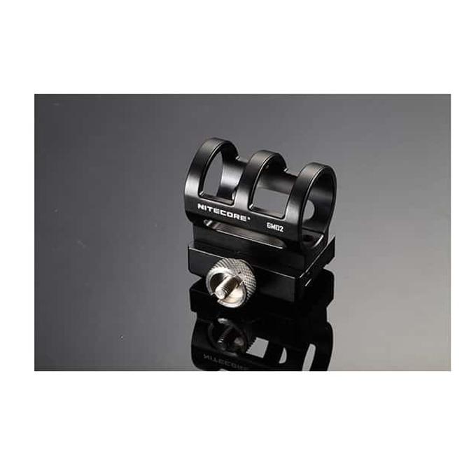 Крепеж за фенер към оръжие Nitecore GM02, 25mm  image
