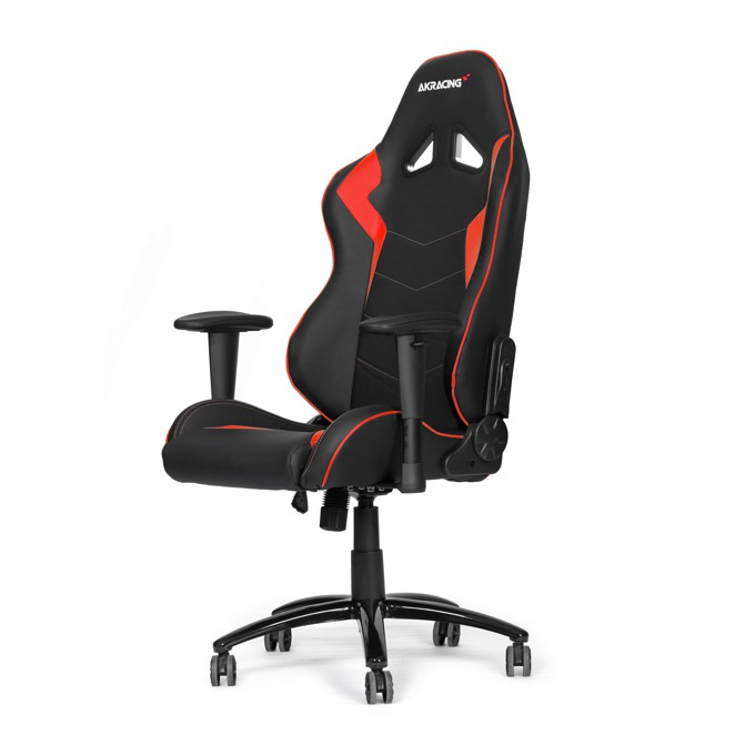Геймърски стол AKRACING Octane Gaming Chair, червен image