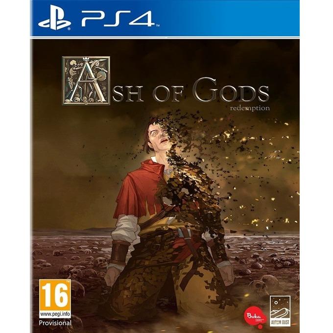 Игра за конзола Ash of Gods: Redemption, за PS4 image