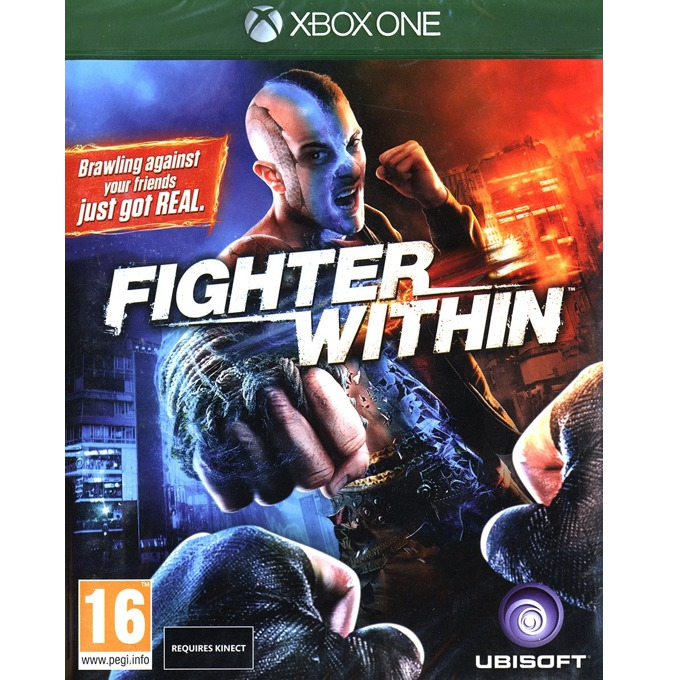 Fighter Within product