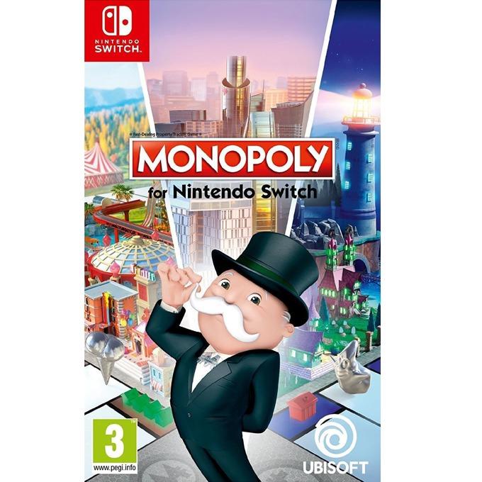 Игра за конзола Monopoly, за Switch image