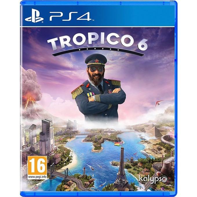 Игра за конзола Tropico 6, за PS4 image