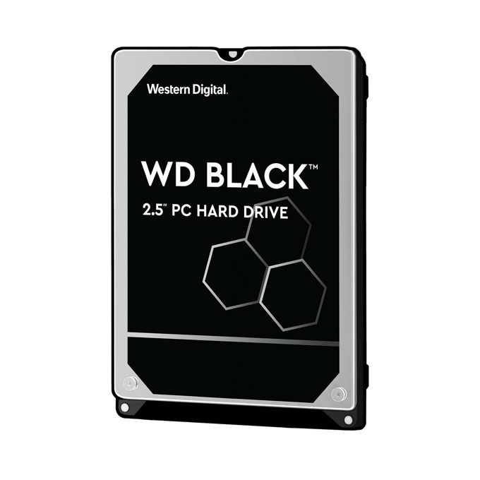 "500GB, WD Black, SATA 6Gb/s, 7200rpm, 32MB, 2.5"" (6.35 cm), 7mm, 5г. гаранция image"