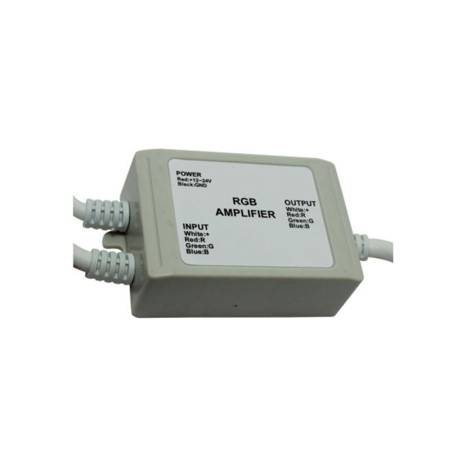 LED усилвател ORAX LDA-1224-4A-3C-RGBW