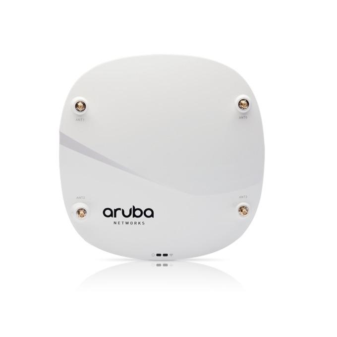 Аксес пойнт HPE Aruba IAP-314 (RW) Instant, 2.4GHz(400Mbps)/5GHz(1733Mbps), 1xLan 10/100/1000 PoE, 4x вътрешни антени image