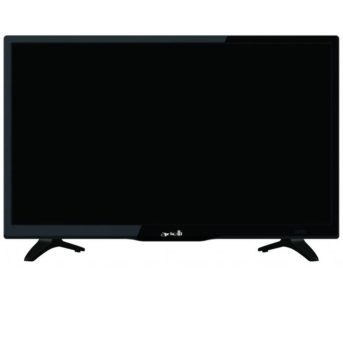 "Телевизор Arielli LED-43DN6A6, 43"" (109.22 cm) 4K LED Smart TV, DVB-T2C, Wi-Fi, 3x HDMI, 2x USB image"