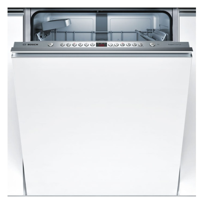 Съдомиялна за вграждане Bosch SMV 46 IX 02E, клас A++, 13 комплекта, 6 програми, 5 температури, 2 AquaStop защити, бяла  image