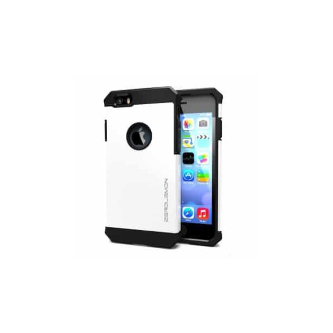 Протектор ZeroLemon за iPhone 6, бял image