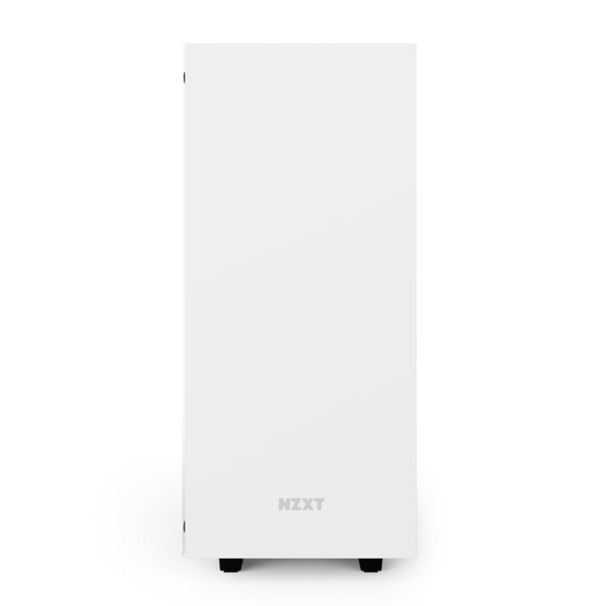 Кутия NZXT S340 Elite, mini-ITX/MicroATX/ATX, 2x USB 3.0, 2x USB 2.0, бяла, без захранване  image