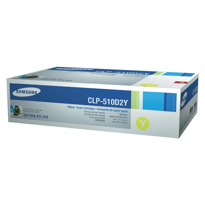 КАСЕТА ЗА SAMSUNG CLP510 - Yellow - P№ CLP-510D2 product