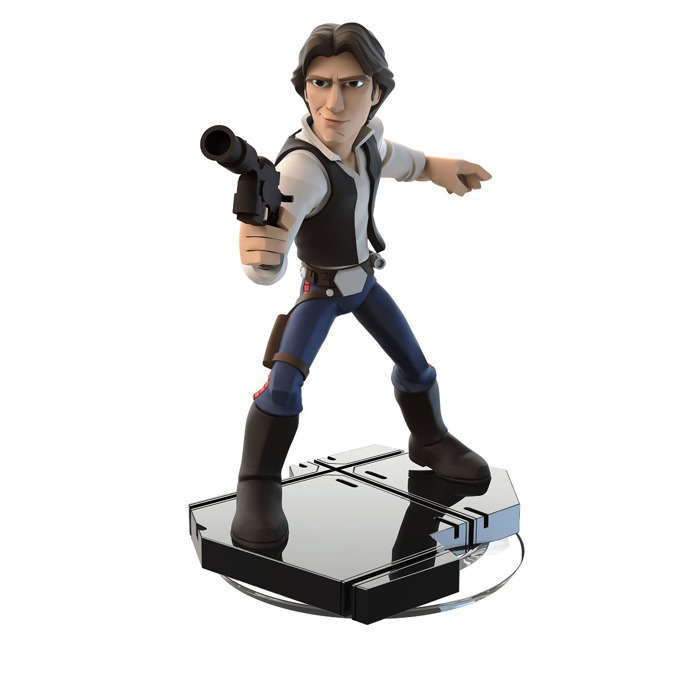 Фигура Disney Infinity 3.0: Star Wars Han Solo, за PS3/PS4, Wii U, XBOX 360/XBOX ONE, PC image