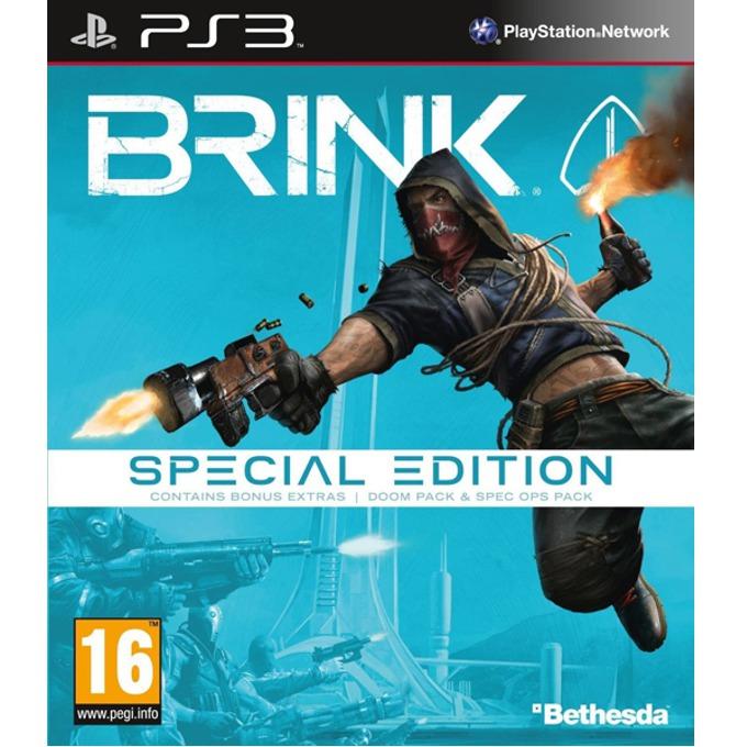 Игра за конзола Brink Special Edition, за PlayStation 3 image