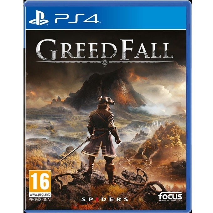 Greedfall PS4 product