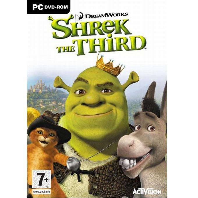 Игра Shrek the Third, за PC image