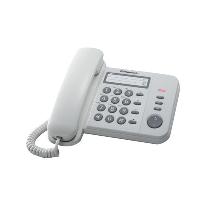 Стационарен телефон Panasonic KX-TS520