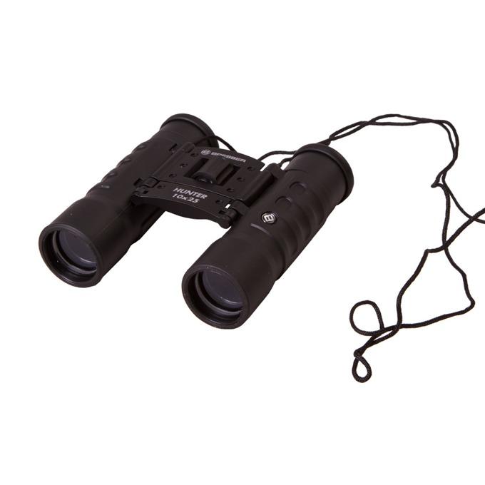 Бинокъл Bresser Hunter 10x25, 10x оптично увеличение, диаметър на лещата 25mm image