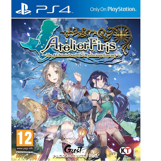 Atelier Firis: The Alchemist and the Mysterious Journey, за PS4 image