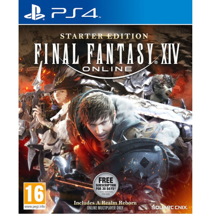Final Fantasy XIV Online Starter Edition product
