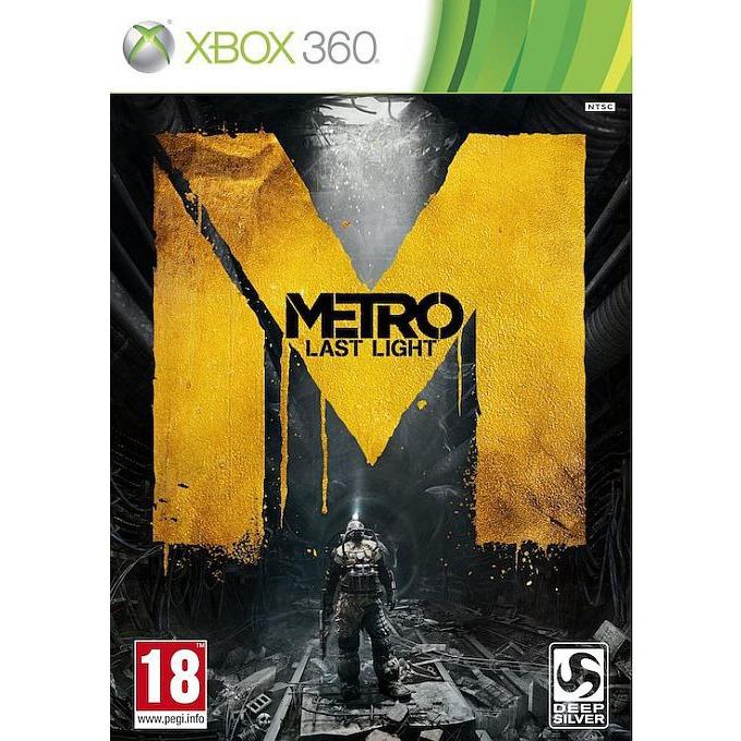 Игра за конзола Metro: Last Light, за XBOX360 image