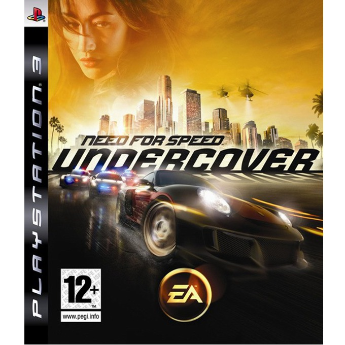 Игра за конзола Need for Speed Undercover, за PlayStation 3 image