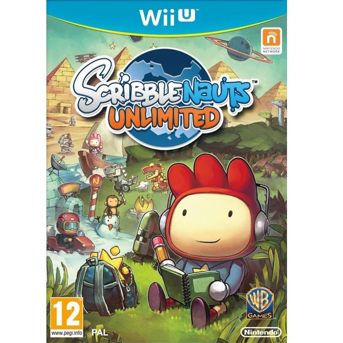Игра за конзола Scribblenauts Unlimited, за Wii U image