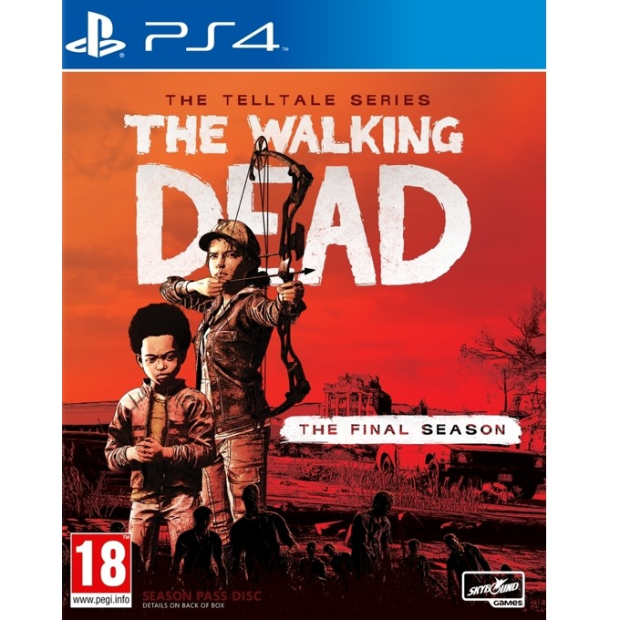 Игра за конзола The Walking Dead - The Final Season, за PS4 image