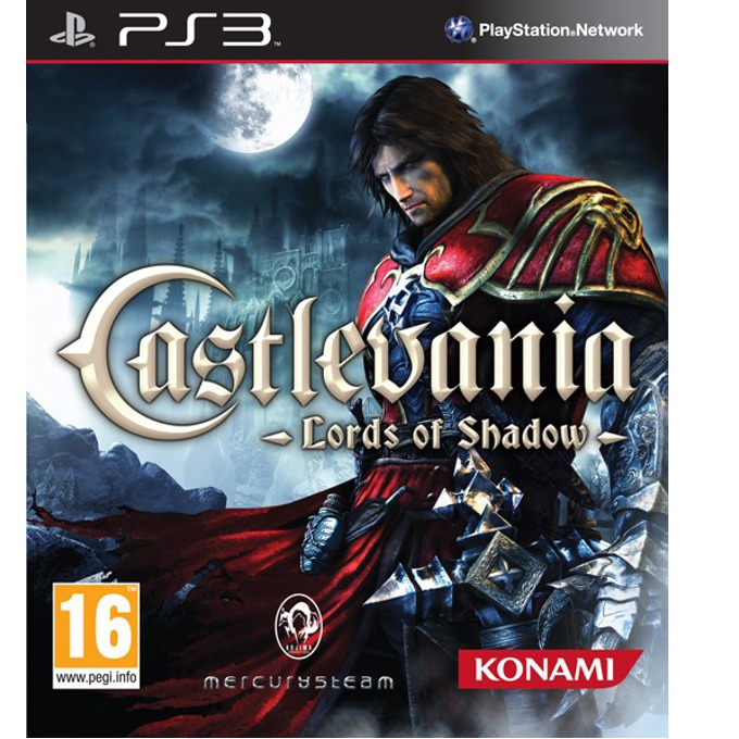 Игра за конзола Castlevania: Lords of Shadow, за PS3 image