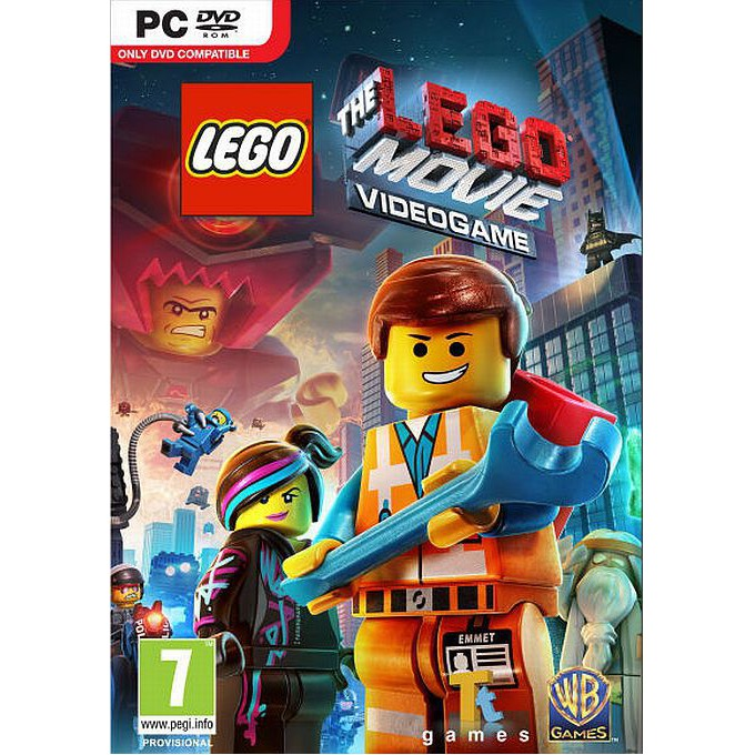 LEGO Movie: The Videogame, за PC image