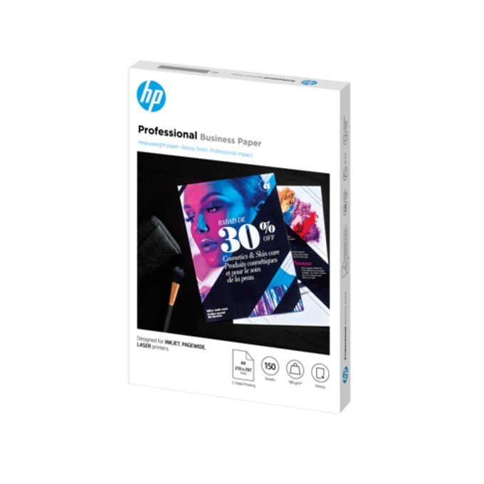 HP PageWide and Laser Professional Business Paper product
