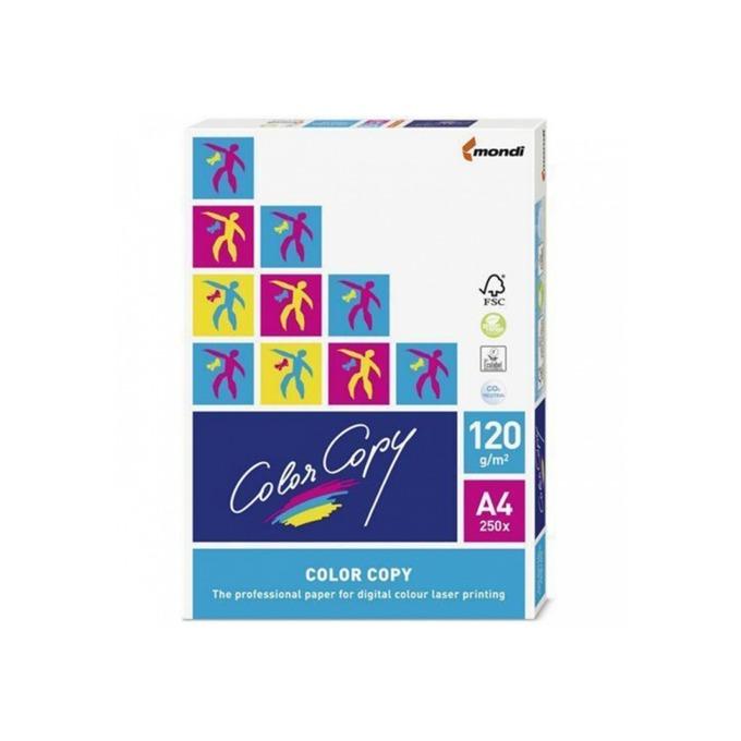 Хартия, Mondi Color Copy, A4, 120 g/m2, 500 листа image