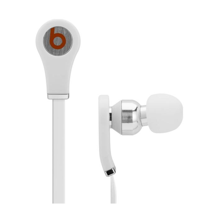 """Слушалки Beats by Dre Tour In Ear, бели, тип """"тапи"""", оптимизирани за iPhone/iPad/iPod image"""