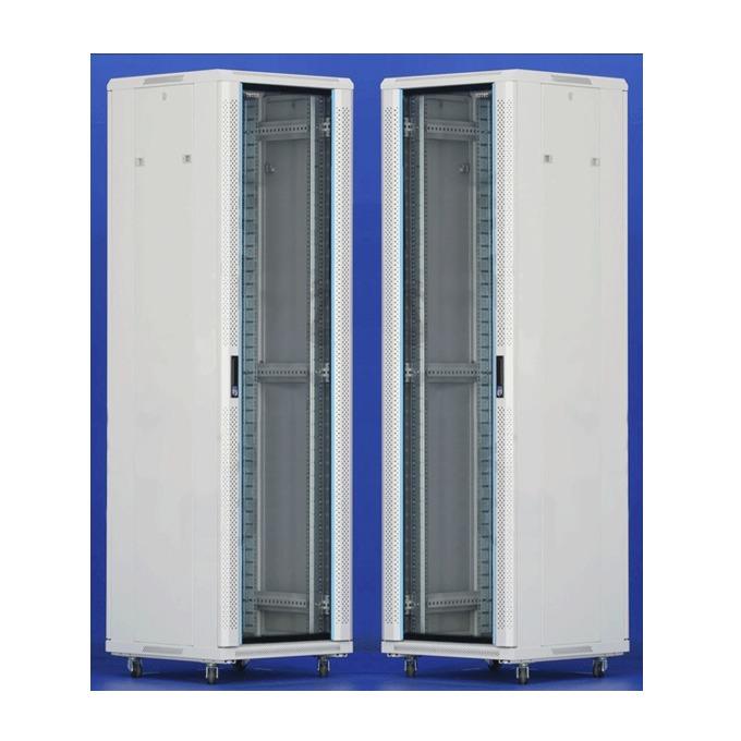 "Комуникационен шкаф Toten AS.6822, 19"", 22U, 600x800 мм, до 800кг товароносимост, IP20 защита image"