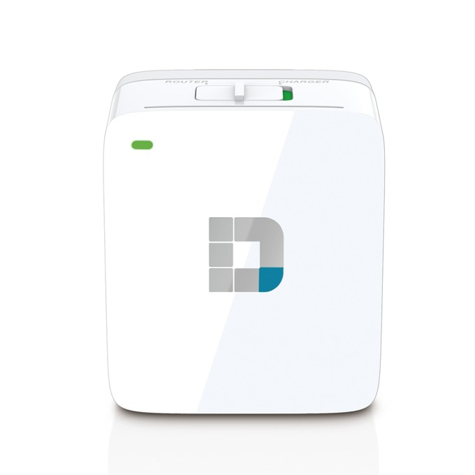 Access point/Аксес пойнт, D-Link DIR-518L Wireless AC Mobile Cloud Companion, USB (поддържа 3G модеми/USB Flash), 1 x 10/100 Ethernet Port image