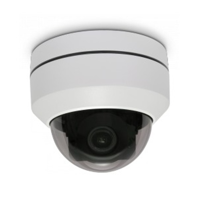 IP камера irLAN PTZ1080x4S30PoE, PTZ (Pan/Tilt/Zoom) камера, 2.1MPix(1920x1080), 2.8-12mm обектив, H.264/H.265, IR осветление (до 30 m), 1x RJ45 image
