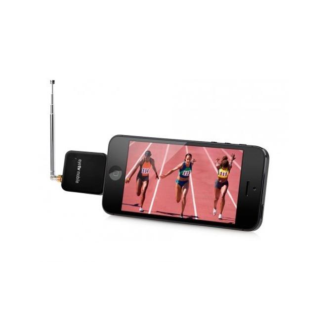TV Тунер, Elgato Eye TV mobile Lightning, DTT/Freeview/DVB-T, за iPhone, iPad, iPod и устройства с Lightning image