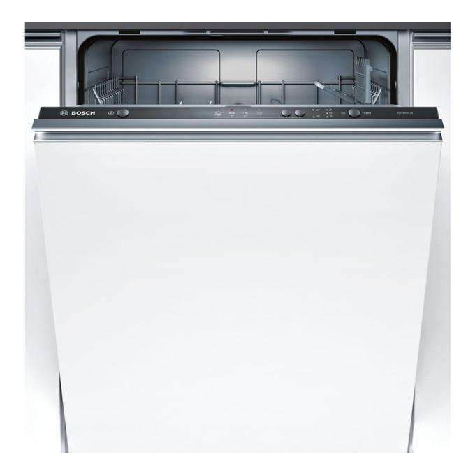 Съдомиялна за вграждане Bosch SMV 24 AX 00E, клас А+, 12 комплекта, 4 програми, 3 температури, бяла  image