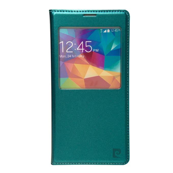 Pierre Cardin Metallic Folio for Galaxy S5 SM-G900