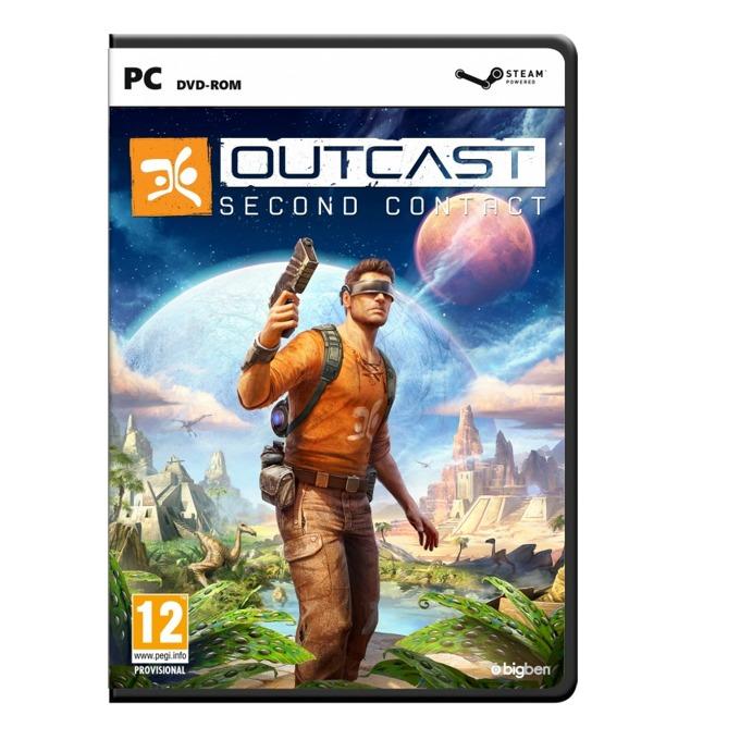 Outcast - Second Contact, за PC image