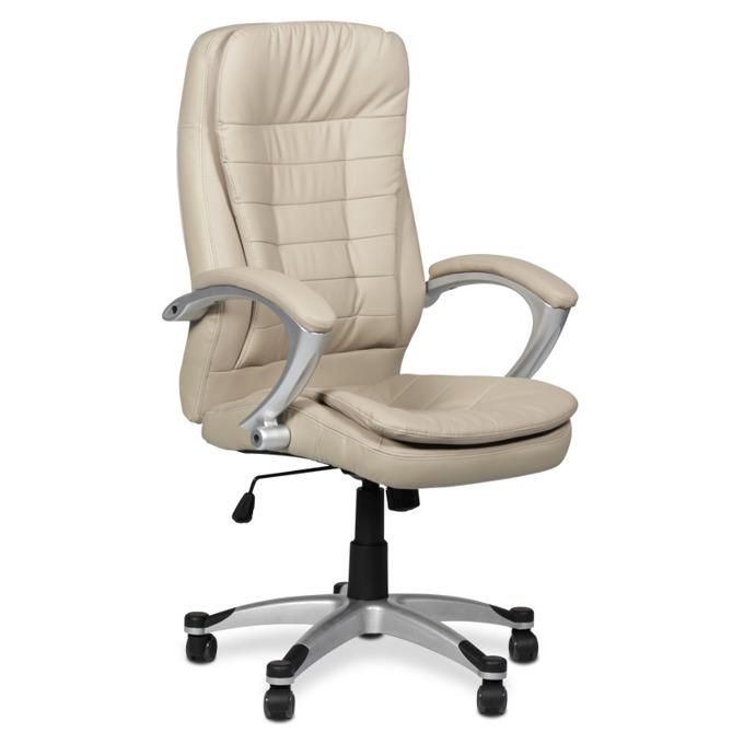 Директорски стол Carmen 6013, сив image