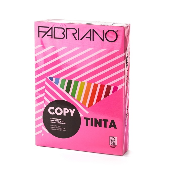 Fabriano A4, 160 g/m2, цикламен, 250 листа product