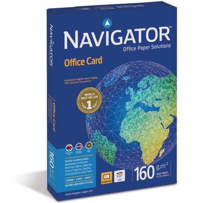 Navigator А4 160g/m2 250л. бял