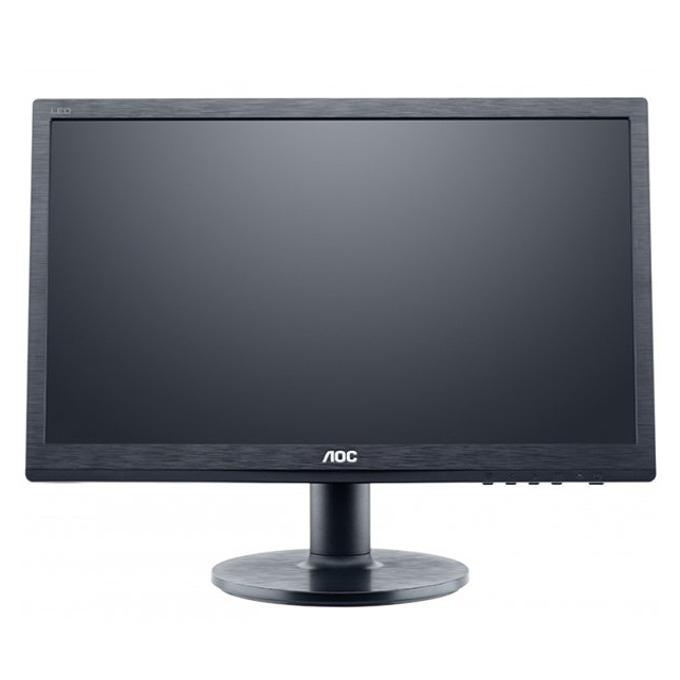 """Монитор 19.53"""" (49.6 cm) AOC M2060SWDA2, MVA екран, FULL HD LED, 5ms, 20 000 000:1, 250 cd/m2, DVI image"""