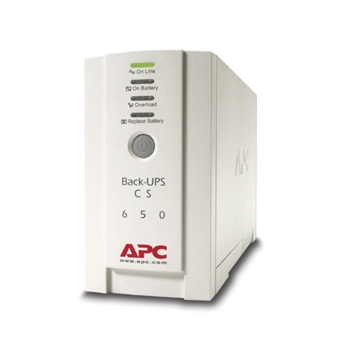 UPS APC Back-UPS, 650VA/400W, OFF Line image