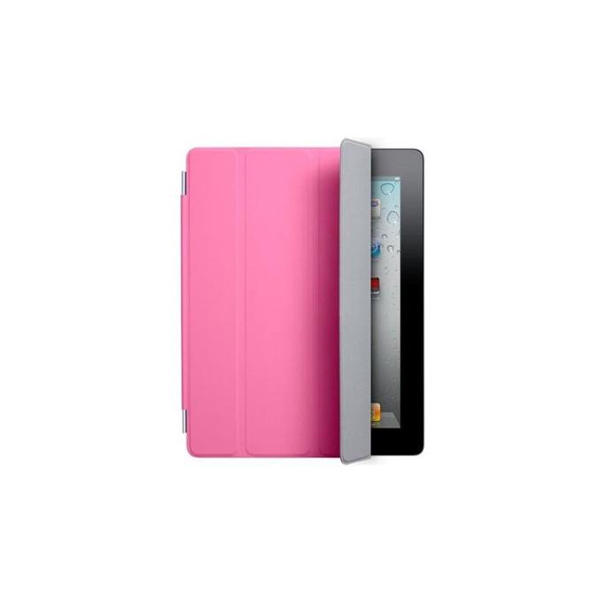 Калъф тип бележник, Apple iPad Smart Cover, розов image