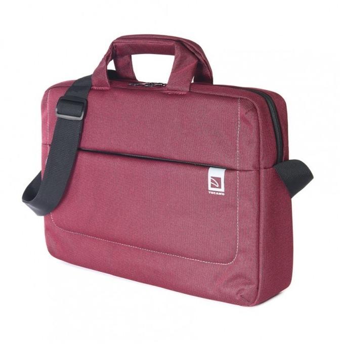 "Чанта за лаптоп Tucano Loop Large, до 15"" (38.1 cm), бордо image"