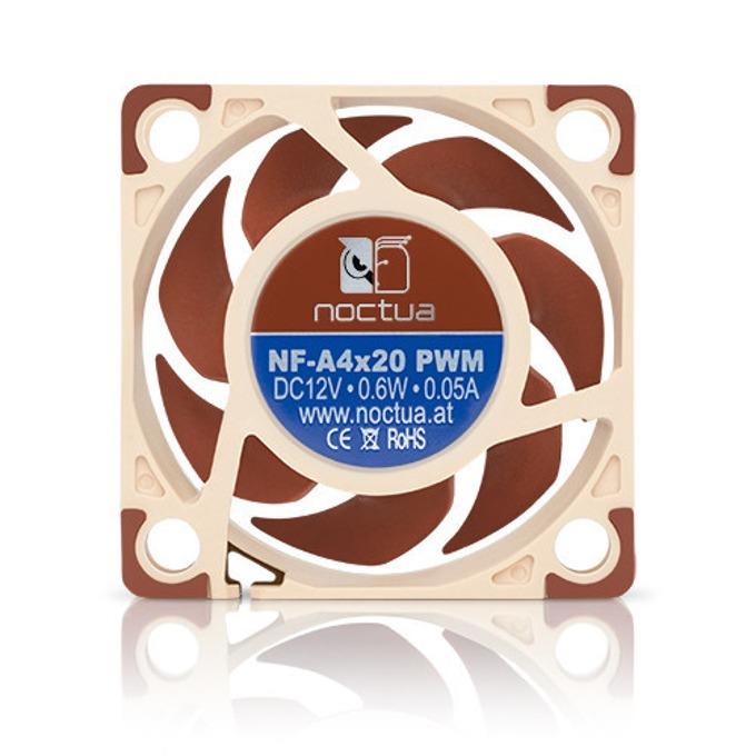 Вентилатор 40mm, Noctua NF-A4x20-PWM, 4-pin PWM, 5000 rpm image
